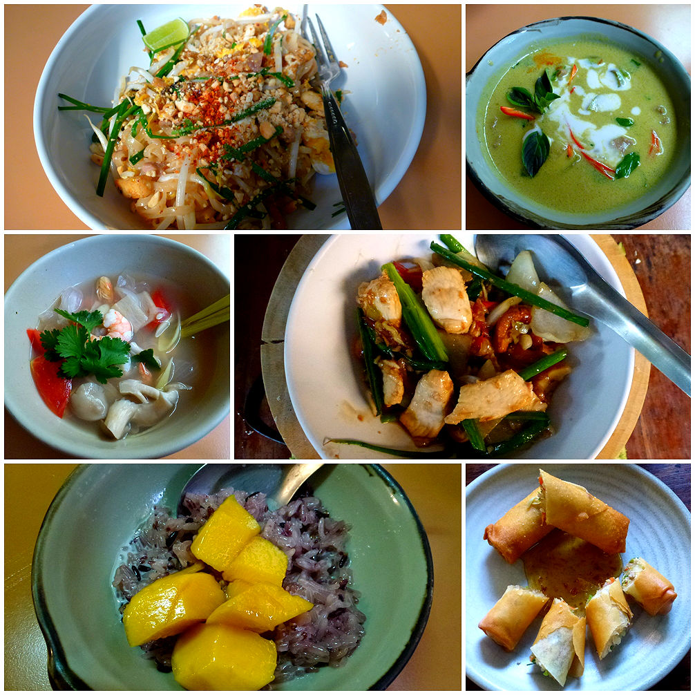 6 months in Thailand - cooking class