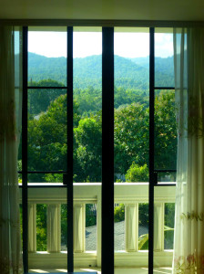 5 reasons why we loved Chiang Mai - View from our balcony