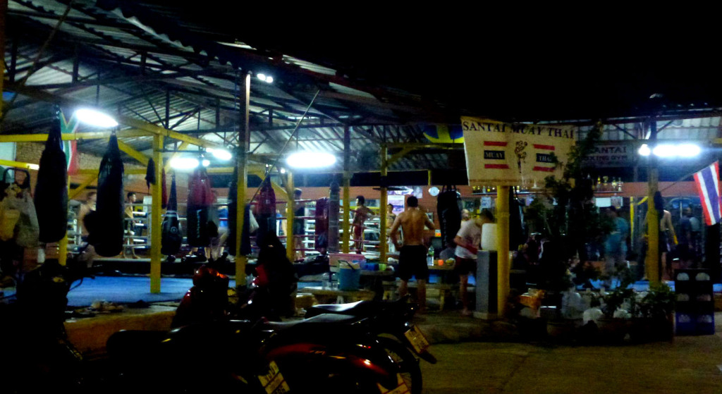 5 reasons why we loved Chiang Mai - Muay Thai boxing gym