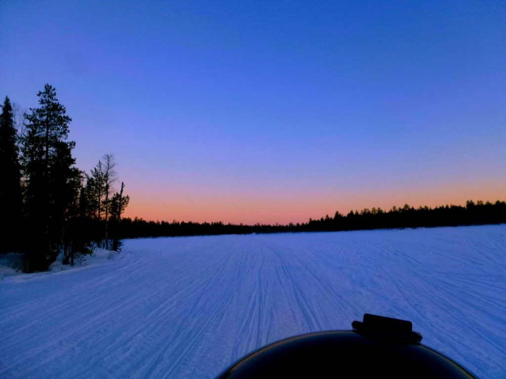 Life in Finland - March, month of the earth