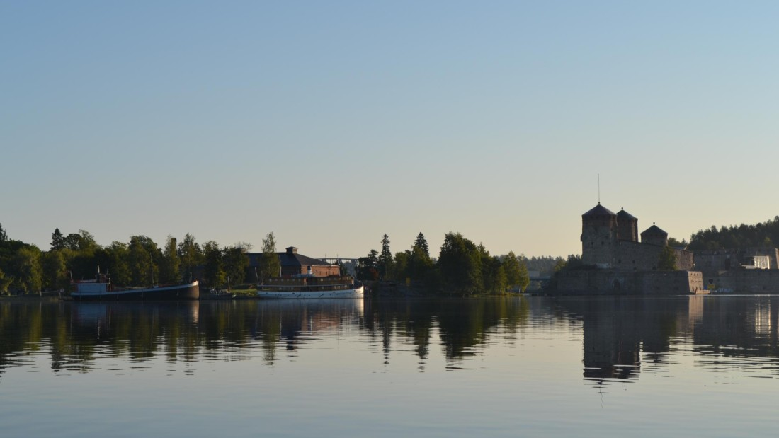 Why beautiful Savonlinna quickly conquered my heart